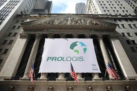 Prologis Timeline - 2011 Prologis Merger and IPO