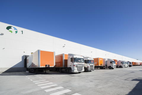 Prologis Puerta de Madrid, Madrid, Spain