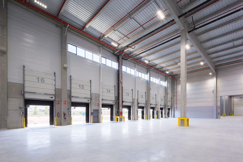 Prologis Launched its LED Lighting Systems